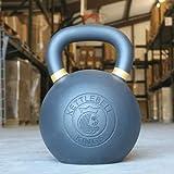 Kettlebell Kings | Kettlebell Weights | Powder Coat Kettlebell Weights for Women & Men | Powder Coating for Durability, Rust Resistance & Longevity (48)