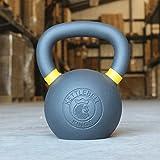 Kettlebell Kings | Kettlebell Weights | Powder Coat Kettlebell Weights for Women & Men | Powder Coating for Durability, Rust Resistance & Longevity (16)