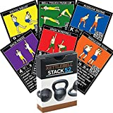 Stack 52 Kettlebell Exercise Cards
